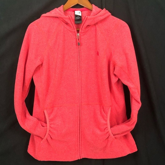 The North Face| Polartec Pink Jacket