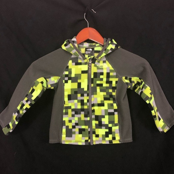 The North Face | Toddler Glaciers Full Zip Hoodie